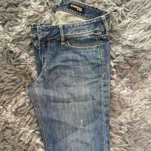 Express- Stella- boot cut- size 4